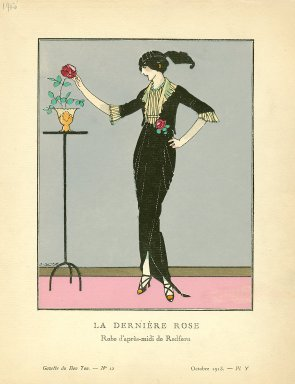 La Derniere Rose | Robe d'apres-midi de Redfern
