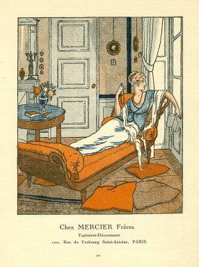 Chez Mercier Freres | Tapissiers-Decorateurs