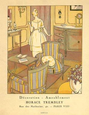 Decoration - Ameublement | Horace Trembley