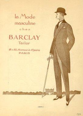 Chez Barclay | Tailor