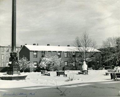 [Barracks - Library Park]