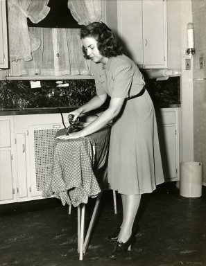 [Home Economics - National Posture Week, May 6th - 11th]