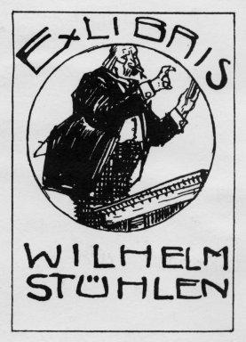 Stuhlen, Wilhelm