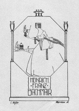 Bachmair, Heinrich Franz
