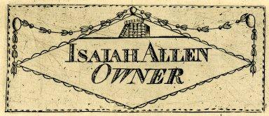 Allen, Isaiah