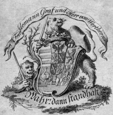 Graf und Herr von Werthern, Friedemann