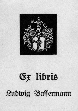Bassermann, Ludwig