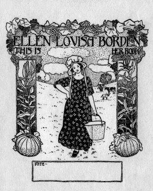 Borden, Ellen Louisa