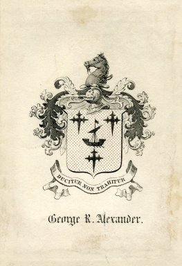 Alexander, George R.