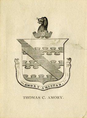 Amory, Thomas C.