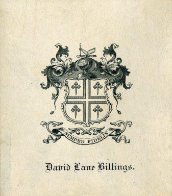 Billings, David Lane
