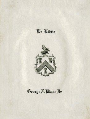 Blake, George F., Jr.