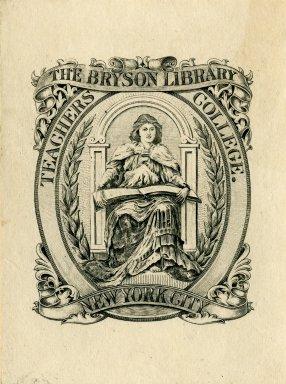 Bryson Library Teachers College, The