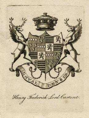Lord Carteret, Henry Frederick