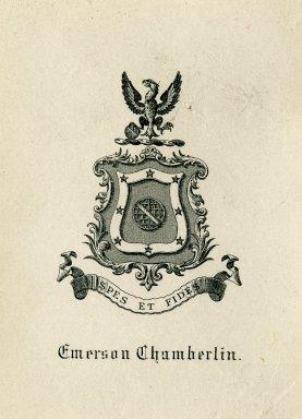Chamberlin, Emerson