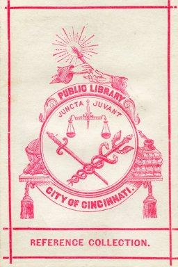 Public Library City of Cincinnati