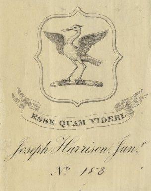 Harrison, Joseph, Jr.