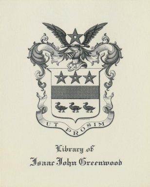 Greenwood, Issac John