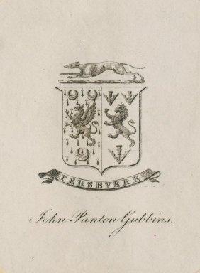 Gubbins, John Panton
