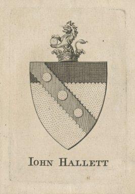 Hallett, Iohn