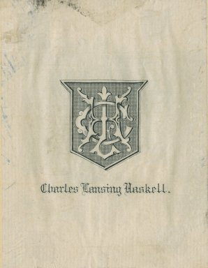 Haskell, Charles Lensing