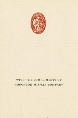 Houghton Mifflin Company