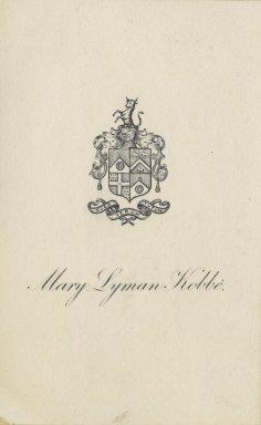 Kobbe, Mary Lyman