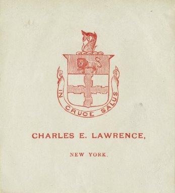 Lawrence, Charles E.