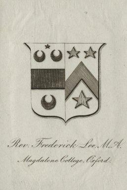 Lee, Reverend Frederick