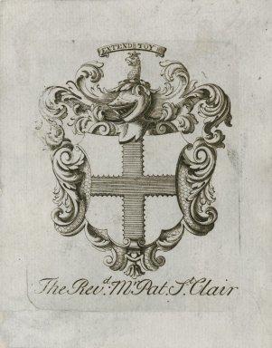 Revd. MrPat. St. Clair, The
