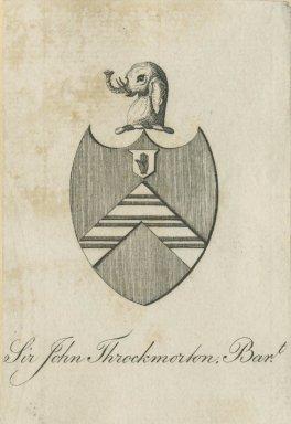 Throckmorton, Sir John