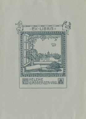 Volz, Helene Girsberger