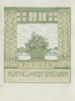 v. Hardt Stremayr, Agathe