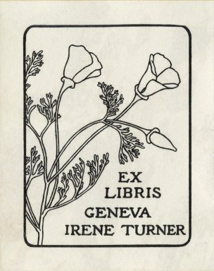 Turner, Geneva Irene