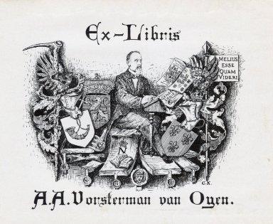 Van Oyen, A. A. Vorstermann