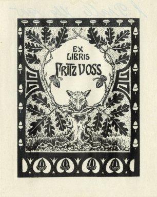 Voss, Fritz