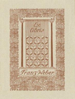 Weber, Franz