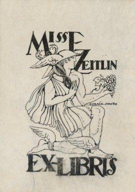 Zeitlin, Miss E.