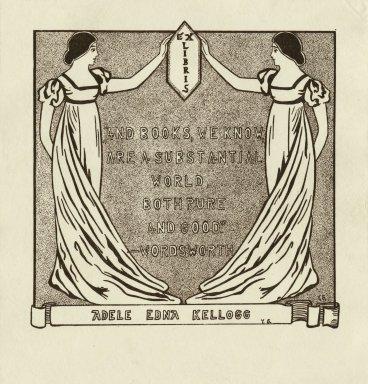 Kellogg, Adele Edna