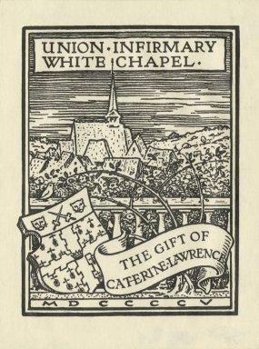 Union Infirmary White Chapel