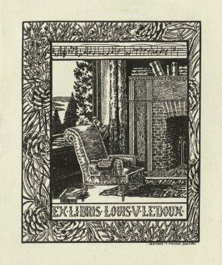 Ledoux, Louis V.