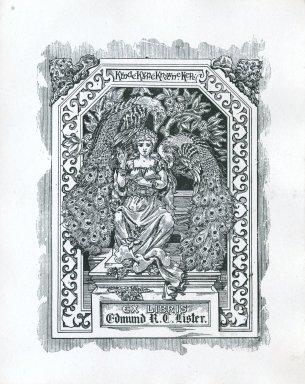 Lister, Edmund R. C.