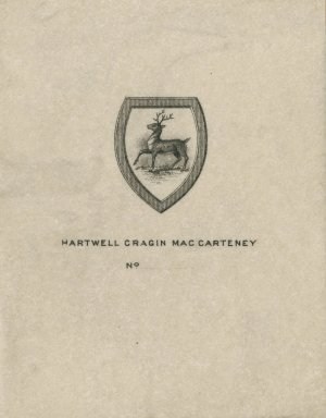 Mac Carteney, Hartwell Cragin