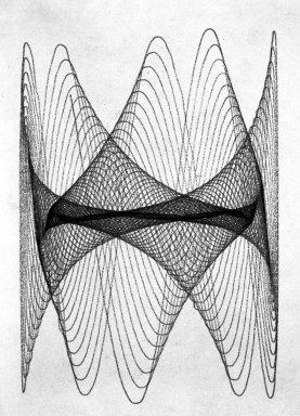 [Art School -- Geometrical Curve Drawing]