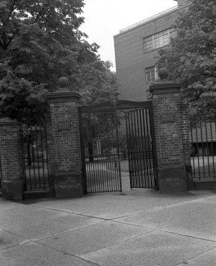 [Campus -- DeKalb Gate]