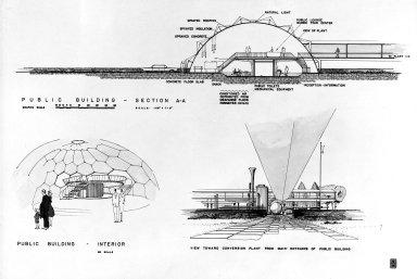 [Architecture -- Salt Water Conversion Plant]