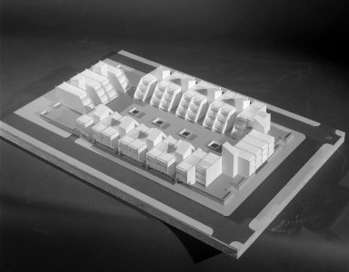 [Architecture -- Row Housing Project]