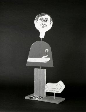 [Art School -- Graduate Art Department -- Artwork]