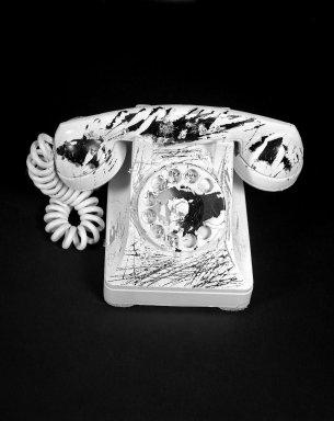 [Art School -- Painted Telephone]