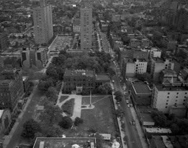 [Campus -- Aerial View]